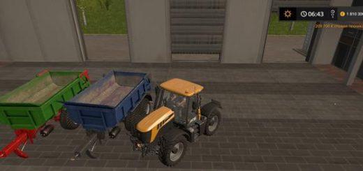Мод ПАК HILKEN HI 2250 SMK V1.1 Farming Simulator 2017