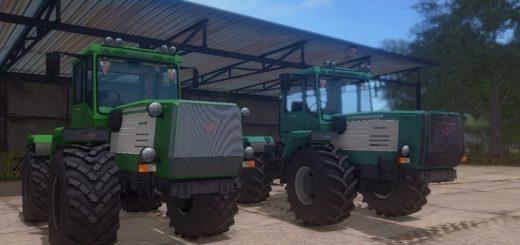 Мод трактор ХТА-220 СЛОБОЖАНЕЦ V1.0 Фарминг Симулятор 2017