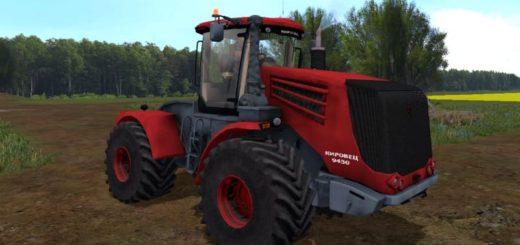 Мод трактор ТРАКТОР MR K 9450 Фарминг Симулятор 2017