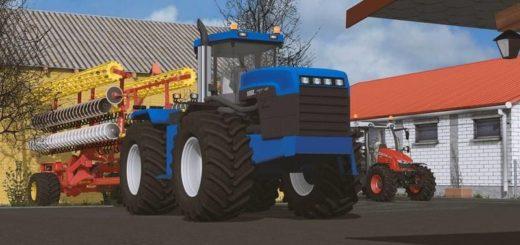 Мод трактор NEW HOLLAND 9882 V1.17 Farming Simulator 17