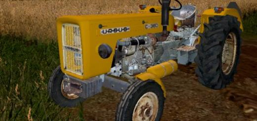 Мод трактор URSUS C360 BY DAWMAN1 V 1.0.0.0 FS17