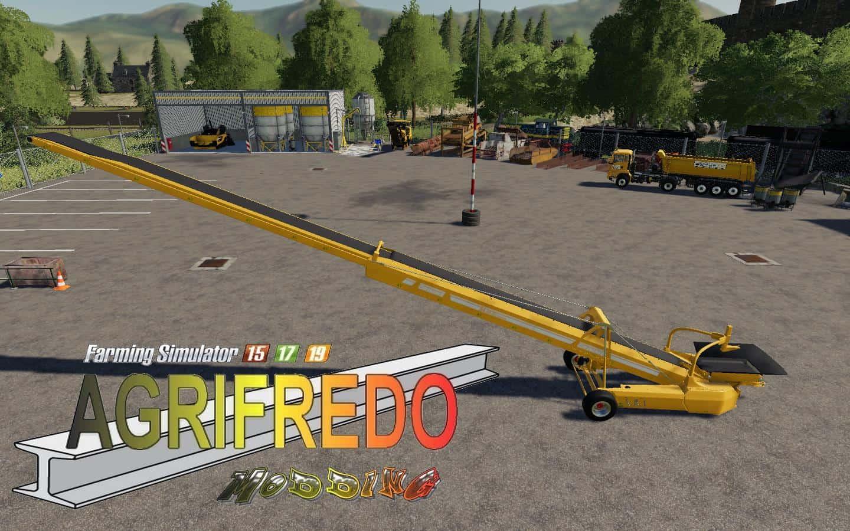 Мод ленточный конвейер для farming simulator 2017 набор элеваторов и люксаторов