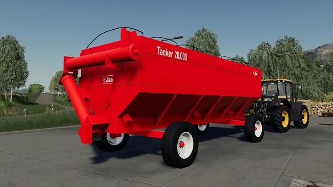 Farming simulator 2019 мод прицепы с винтовым конвейером транспортер для картофельной копалки